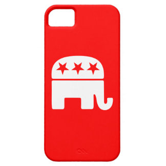 Republican Elephant iPhone 5 Cover