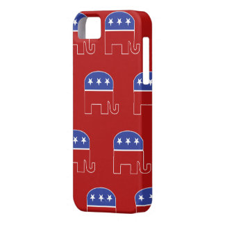 Republican Elephant IPhone Case