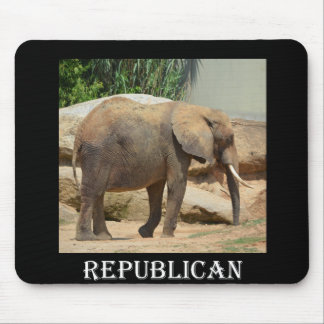 Republican Elephant Mousepads