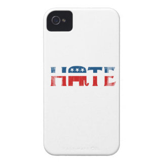 Republican Hate (2) Faded.png iPhone 4 Cover