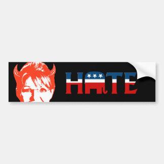 REPUBLICAN HATE BUMPER STICKER