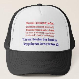 Republican I.Q. Hat