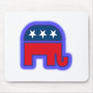Republican Logo.tif Mousepad
