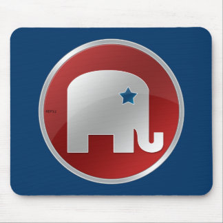 Republican Mouse Pad