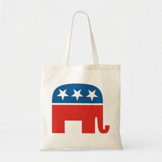 Republican Party 2012 Budget Tote Bag