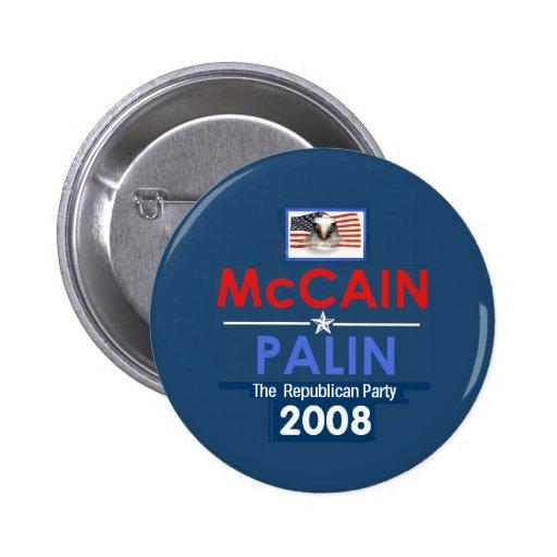 Republican Party Button