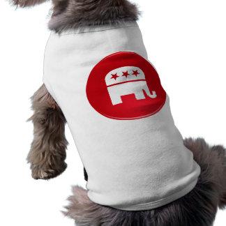 Republican Party Logo Dog Clothing