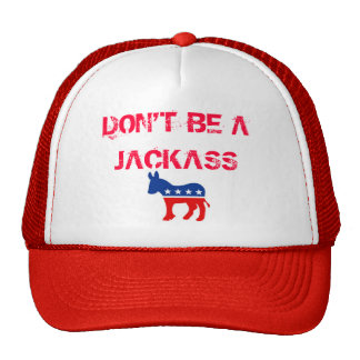 REPUBLICAN PRIDE MESH HATS