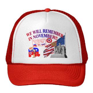 Republican Remember In November Anti ObamaCare Cap