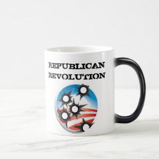 Republican Revolution Morphing Mug
