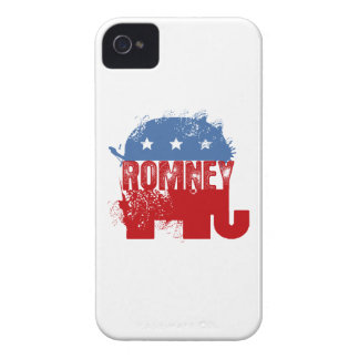 Republican ROMNEY iPhone 4 Covers