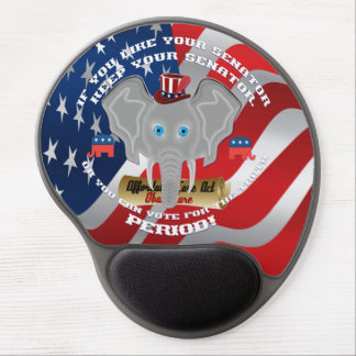 Republican This Design Fits All Gel Mouse Pad