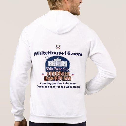Republican White House 2016 Zip-Up Hoodie