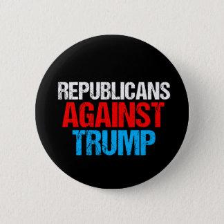 Republicans Against Donald Trump Bold 6 Cm Round Badge