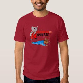 Republicans kick asses Faded.png T-shirt