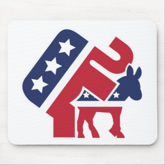 Republicans on top mouse pad