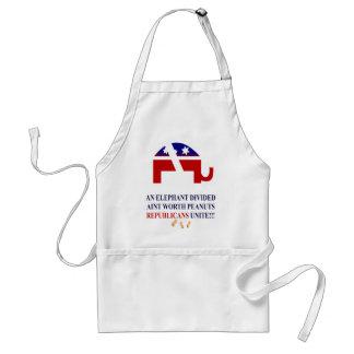 Republicans Unite Aprons