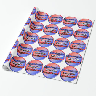 Republicant Wrapping Paper