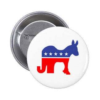 Republicrat button
