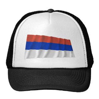 Republika Srpska Waving Flag Trucker Hat