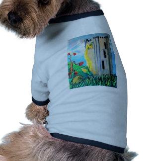 Repunzel Let Down Your Cornsilk! Pet Clothes