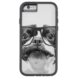 Reputable French Bulldog with Glasses Tough Xtreme iPhone 6 Case