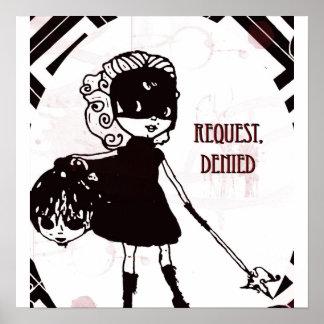 Request Denied Poster