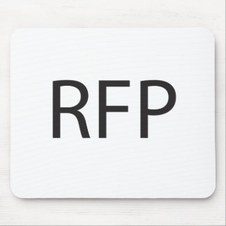 Request For Proposal ai Mousepad