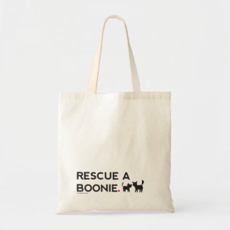 Rescue a Boonie Tote Bag