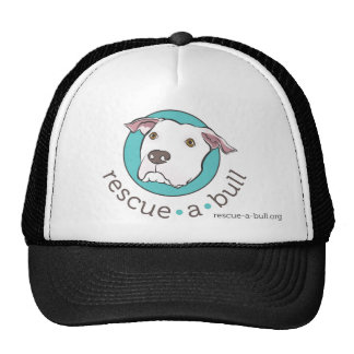 rescue-a-bull mesh hats