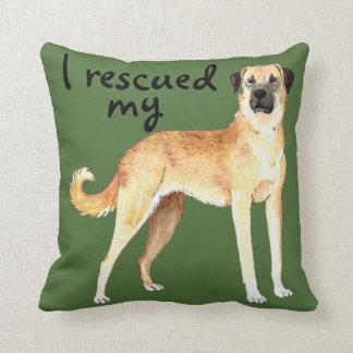 Rescue Anatolian Shepherd Cushion