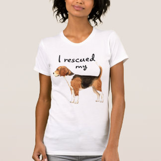 Rescue Beagle T-Shirt