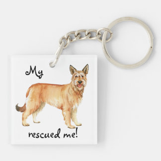 Rescue Berger Picard Key Ring