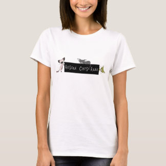 Rescue Cats Rule! T-Shirt