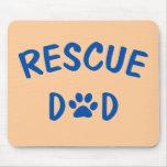 Rescue Dad Mousepad