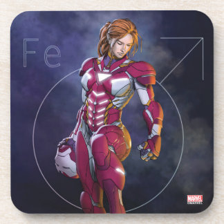 Rescue Defeating Superior Iron Man Coasters