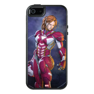 Rescue Defeating Superior Iron Man OtterBox iPhone 5/5s/SE Case