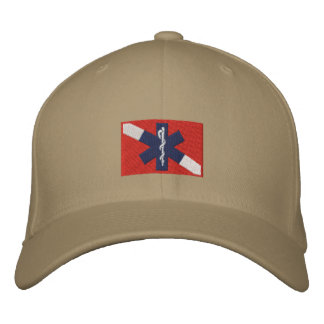 Rescue Diver  cap Embroidered Cap
