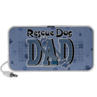 Rescue Dog DAD Portable Speaker
