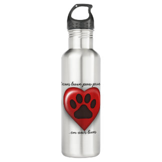 Rescue Dog Water Bottle