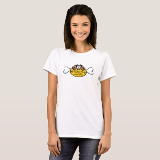 Rescue is my Favorite Breed Women's Basic T-Shirt