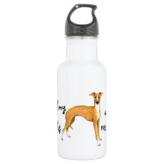 Rescue Italian Greyhound 532 Ml Water Bottle