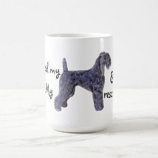 Rescue Kerry Blue Coffee Mug