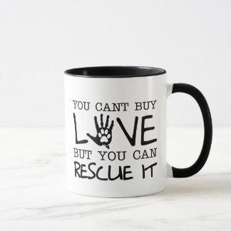 Rescue Love mugs