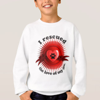 Rescue Love Sweatshirt