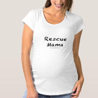 Rescue Mama Maternity Tee