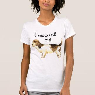 Rescue Petit Basset Griffon Vendéen Shirt