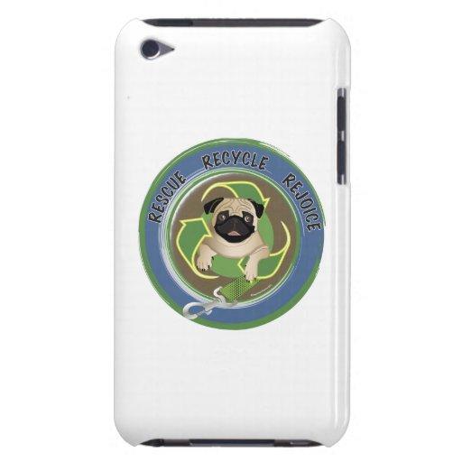 Rescue Rejoice Reuse PRSDC Smart Phone Cases iPod Touch Case-Mate Case