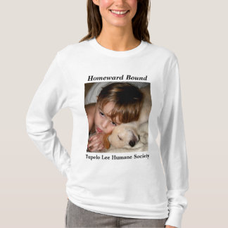 Rescue Shirt Boy & Puppy Homeward Bound