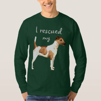 Rescue Smooth Fox Terrier T-Shirt